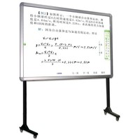 School furniture 82 inches electronic paper whiteboard with ce, iso, fcc, rohs