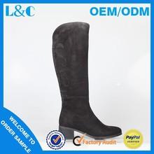 L&c h881-k943 botas de diamante suave baratos mujeres botas de nieve