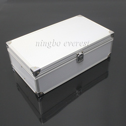 Aluminum Instrument Case with Cut-out Foam Or Divider