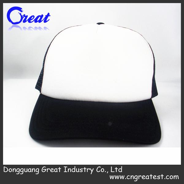 Venta caliente, diseño personalizable de gorras de red para ...
