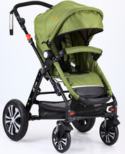 Hot selling baby doll stroller with carrier with high quality