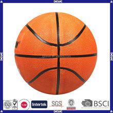 2014 hot selling cheap anti stress customized logo small rubber basketball
