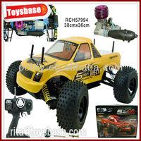 1 10 gas rc monster trucks