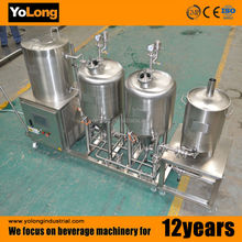 Micro home brewery machine, brewing equipment, beer kits with high quality