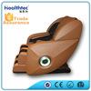 Made in china best office use infrared heat shiatsu kneading ball massage chair in dubai