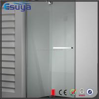 Shanghai SUYA 8mm curved type glass 2 corner profile shower enclosure/shower cabin/shower screen
