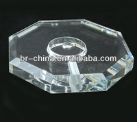 crystal table lamp bases