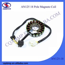 125cc Neptune AN125 Motorcycle Magneto Stator Coil For Suzuki