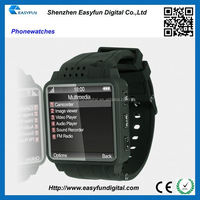 China android Waterproof Cdma Watch Mobile Phone