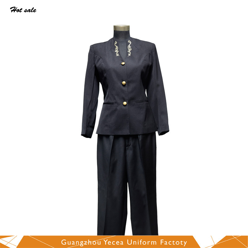 Best business office uniform designs for women new style for Office uniform design 2015