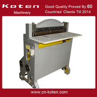 Manual Operation Calendar Perforating Machine/Exercise Book Punching Machine/Notebook Punch Machine
