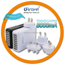 Universal travel plug adapter with usb charger from china supplier