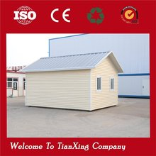 Light steel structure frame steel prefab house used container price