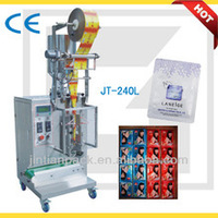 JT-240L Small Sachet juice/Liquid/Ketchup/Tomato sauce/ paste /Water/Shampoo /oil packaging machine