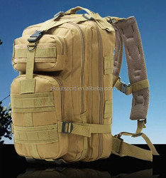 Outdoor Sport Camping Hiking Trekking Bag In Stock Military Tactical Backpack XY-022