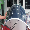 custom made solar panels flexible solar panel 150w
