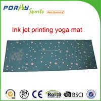 Premium wholesale pvc custom printed eco yoga mats gymnastics