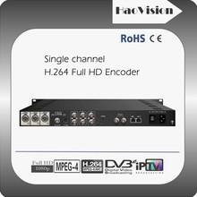 Haovision MPEG4/H.264 Full HD 1080P encoder