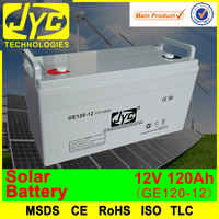 Top 10 good selling 12v 120ah solar super first power battery
