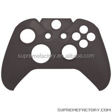 For Xbox One Clear Black Front Shell Wireless Controller Protect Cover Case