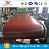 Prepainted galvanized steel coil z275 & color coated galvanized steel coil & PPGI galvanized steel in coils