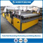 Hc-ts corte automático e máquina do rebobinamento