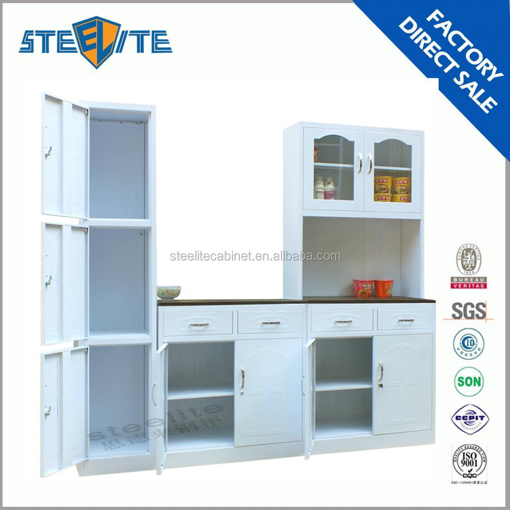 Cheap metal kitchen cabinet kitchen cabinet simple designs for Cheap metal kitchen cabinets