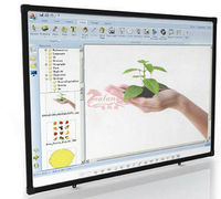 High definition 78-120 inch multi-touch smart interactive whiteboard provide module and ODM by salange Optical Whiteboard