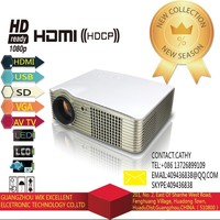 Factory Price 1280*800 Home Theater Projector, Cinema Projector, Multifunctional Projector