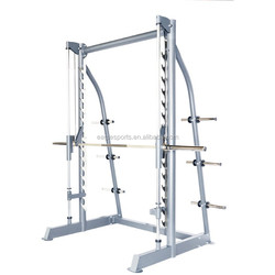 Newest Production Commercial Gym Fitness Equipment Smith Machine