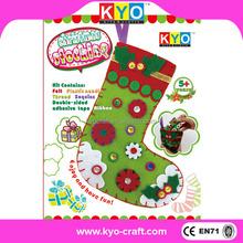 2015 new product popular stocking art diy kit