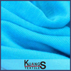 warp nylon spandex knitted rib fabric