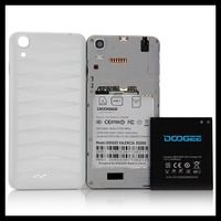 Professional doogee f2 smartphone quad core mobile phone doogee doogee dg100 cheap phone 4.0inch dual sim 4g lte cell phone
