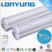 AC100-240V T8 18W 21W 22W waterproof IP65 replace directly t8 18w fluorescent lighting fixture