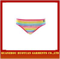 Factory sexy bikini girl underwear children panties