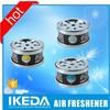 Household rose scented solid air freshener/toilet air freshener 2015