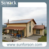 Solar Energy System Roof Mounting Structure