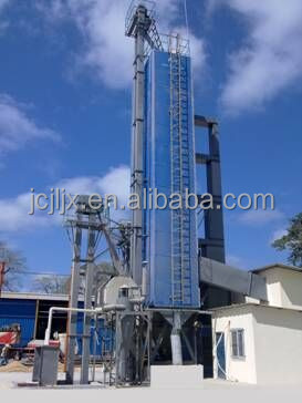 Grain dryer machine with High effiency for agriculture