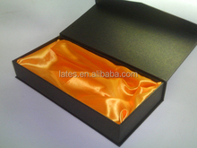 Wholesale Cardboard folding paper box for gift and box brand printing with magnetic closure