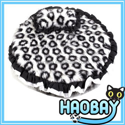 Factory best popular cozy covered cat beds