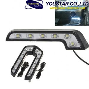 RL00 0087 E4 certificated led tagfahrlicht day light auto licht