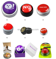 Custom toy sound button/push sound button/toy talking button
