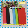 fashion Rubber Coated PC case Hard Protective Case for iphone case