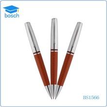 China wholesale Fashion leather body marker ball pen