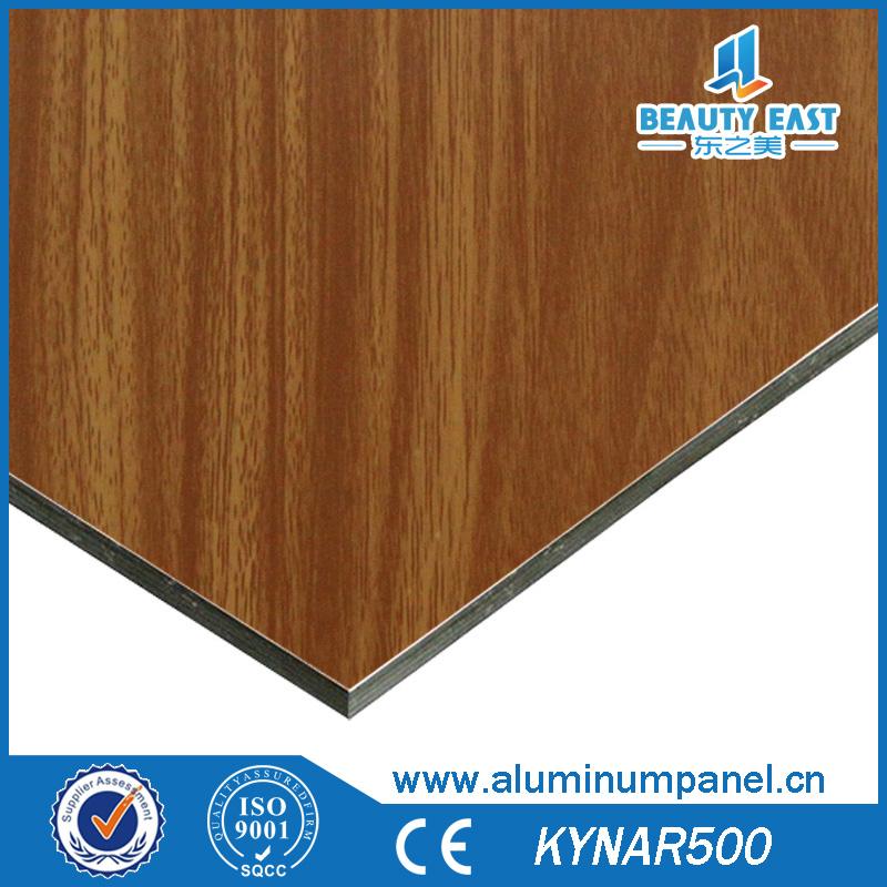 Guangzhou/foshan Wood Grain Outdoor Alucobond Acp(acm