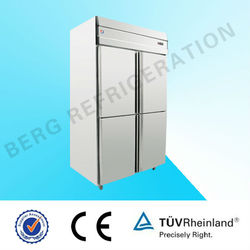professional refrigerated kitchen equipment used
