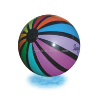 wholesale Inflatable free phthalate pvc Beach Ball