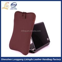 Portable trendy tablet neoprene laptop sleeve wholesale
