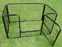 hot sale strong large dog fences portable dog fence dog cage