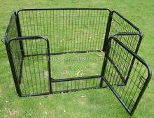 hot sale strong large dog fences portable dog fence dog cage